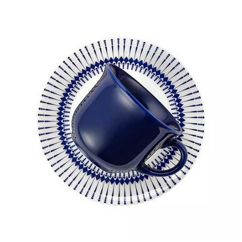 Imagem de Aparelho De Jantar E Chá 30 Peças Colb M590-1645 Biona - Oxford