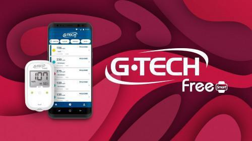 Imagem de Aparelho De Medir Glicose Free Smart Automático Digital