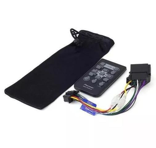 Imagem de Aparelho de Som Automotivo Pioneer Usb MP3 Player Rádio AM/FM + Controle Longa Distância