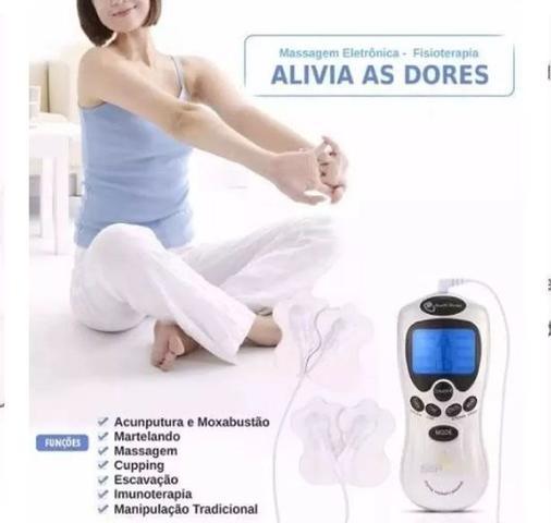 Imagem de Aparelho Fisioterapia Funcional Tens Prático Tratamento