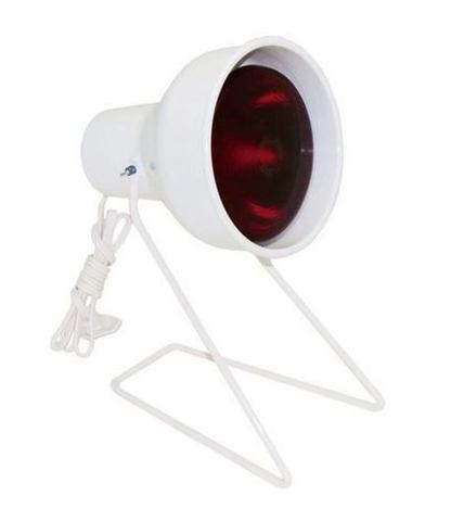 Imagem de Aparelho Infra Vermelho + Lâmpada 110V Fisioterapia