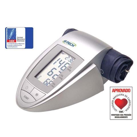 Imagem de Aparelho Medidor De Pressão Arterial Digital Automático De Braço G-Tech BP3AA-1