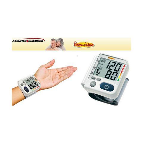 Imagem de Aparelho medidor de pressão arterial digital de pulso G-Tech LP200