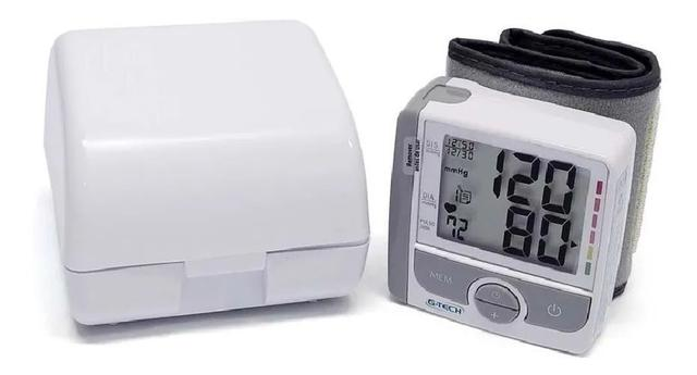 Imagem de Aparelho Medidor De Pressão Arterial Digital De Pulso GP 300