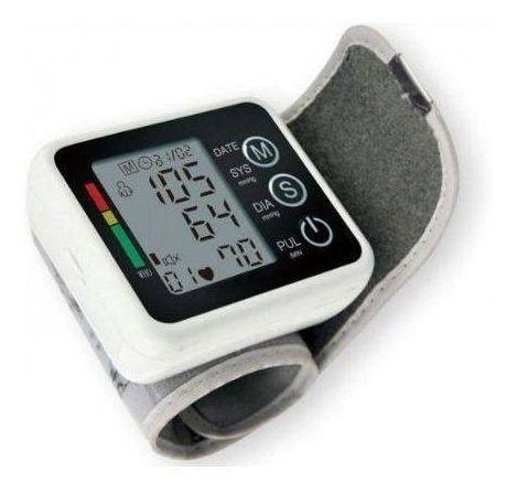 Imagem de Aparelho Medidor de Pressão Arterial Digital - de Pulso
