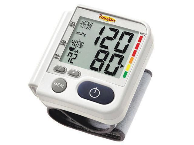 Imagem de Aparelho Medidor de Pressão Arterial Digital - de Pulso - Premium Premium LP200