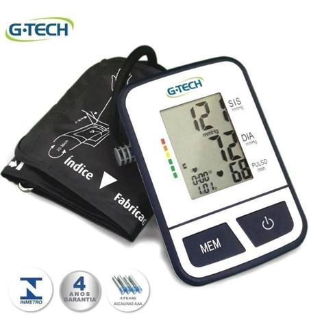 Imagem de Aparelho Medidor de Pressão Arterial Para Pessoas Obesas Com Braçadeira Extra G