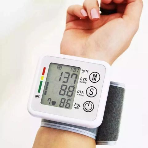 Imagem de Aparelho Medidor de Pressão Digital Pulso