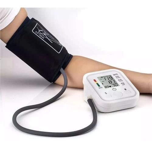 Imagem de Aparelho Medidor Pressão Arterial E Pulsação Digital Braço