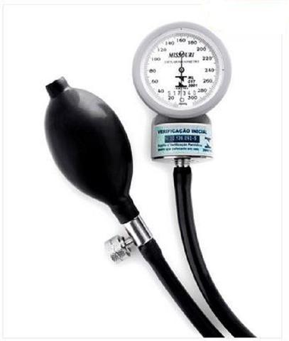 Imagem de Aparelho para Medir Pressão Arterial Aneróide em Nylon e Velcro  Missouri
