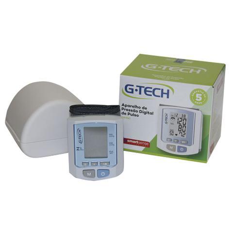 Imagem de Aparelho para Medir Pressão Digital Automático de Pulso G-Tech RW450