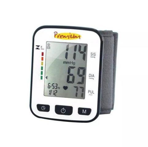 Imagem de Aparelho para Medir Pressão Digital Pulso G-Tech BSP21