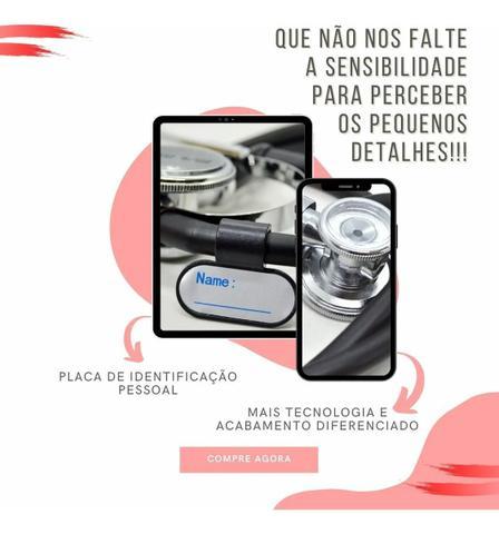 Imagem de Aparelho Pressao Esfigmomanometro Estetoscopio PA Med