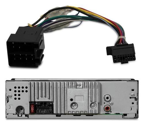 Imagem de Aparelho Radio Am Fm Automotivo Mp3 Veicular Bluetooth Carro
