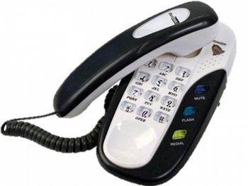 Imagem de Aparelho Telefone com Fio  KXT-604  Preto  Maxtel