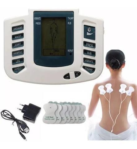 Imagem de Aparelho Tens Fisioterapia Tens Fes Massagem Muscular
