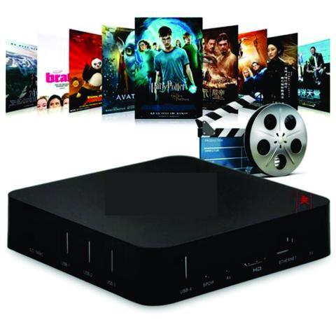 Imagem de Aparelho Transforma tv em smart MX9