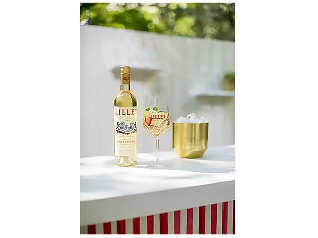 Imagem de Aperitivo Lillet Blanc Licoroso de Vinho 750ml
