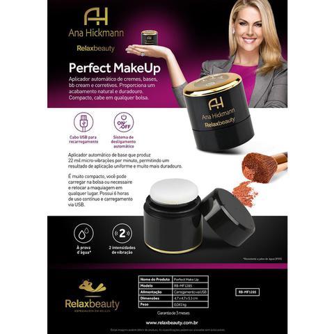Imagem de Aplicador Automático Para Base Relaxbeauty Perfect Make Up