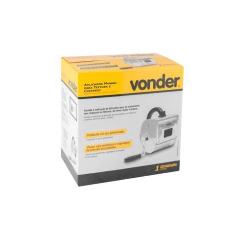 Imagem de Aplicador Manual Textura/Chapisco IMP Vonder - 6899100000