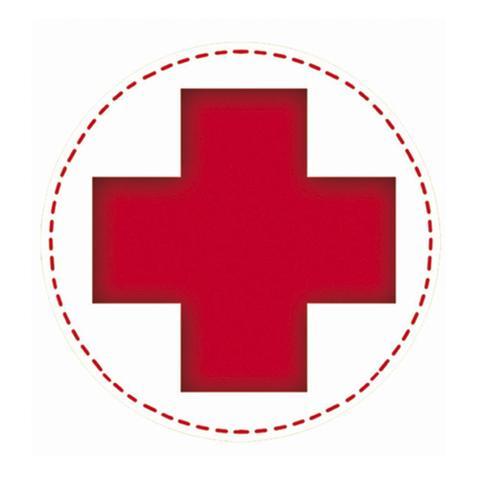 Imagem de Aplique Decoupage Recorte Mdf Símbolo da Saúde LMAPC-399 - Litocart