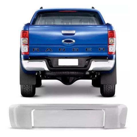 Imagem de Aplique Maçaneta Tampa Traseira Ford Ranger 13/20 Cromado