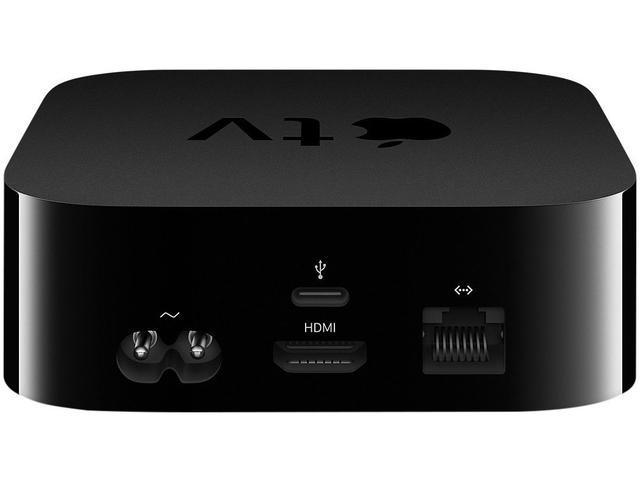 Imagem de Apple TV 4ª Geração Proc. Chip A8 TV 32GB