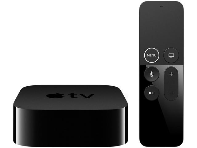 Imagem de Apple TV Proc. Chip A10X 4K 64GB