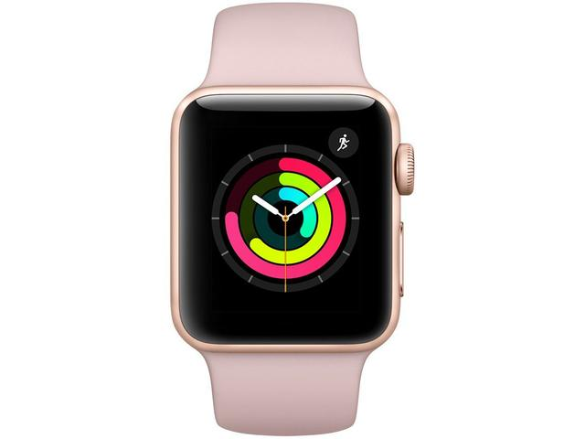 Imagem de Apple Watch Series 3 38mm Alumínio 8GB Esportiva