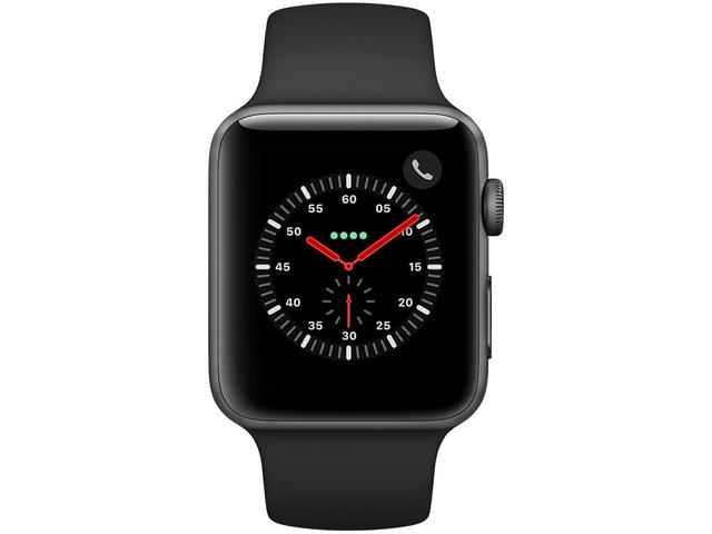 Imagem de Apple Watch Series 3 GPS + Cellular 42mm Wi-Fi