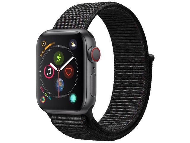 Imagem de Apple Watch Series 4 40mm GPS + Cellular Wi-Fi