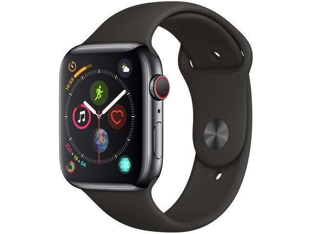 Imagem de Apple Watch Series 4 44mm GPS + Cellular Wi-Fi