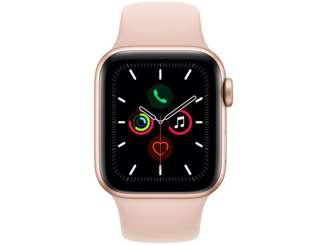 Imagem de Apple Watch Series 5 40mm GPS Integrado Wi-Fi