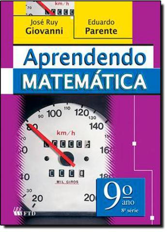 Imagem de Aprendendo Matemática - 9º Ano