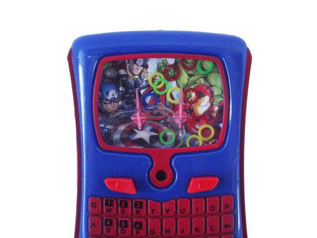 Imagem de Aquaplay Celular Avengers Os Vingadores Marvel 11,5 Cm Super Divertido - 133561