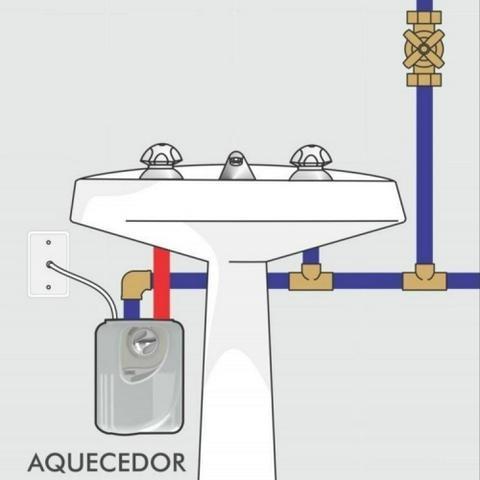 Imagem de Aquecedor Cardal Individual 4t Para Água Alta Pressão 220v