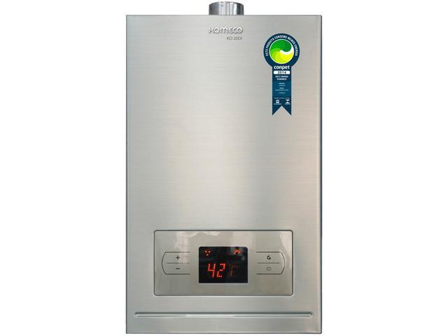 Imagem de Aquecedor de Água à Gás Controle Eletrônico