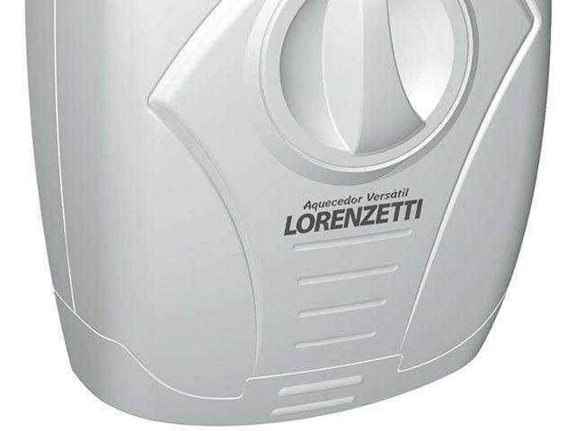 Imagem de Aquecedor Elétrico de Água Lorenzetti Versátil  - 3 Níveis de Temperatura