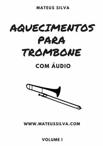Imagem de Aquecimentos para trombone com audio
