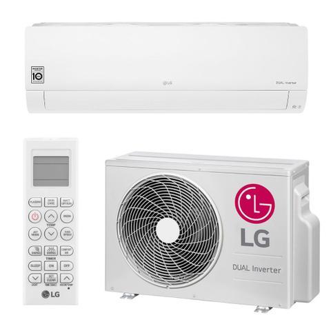 Imagem de Ar Condi. Split LG Voice Dual Inverter 18000BTUs Q/F 220V