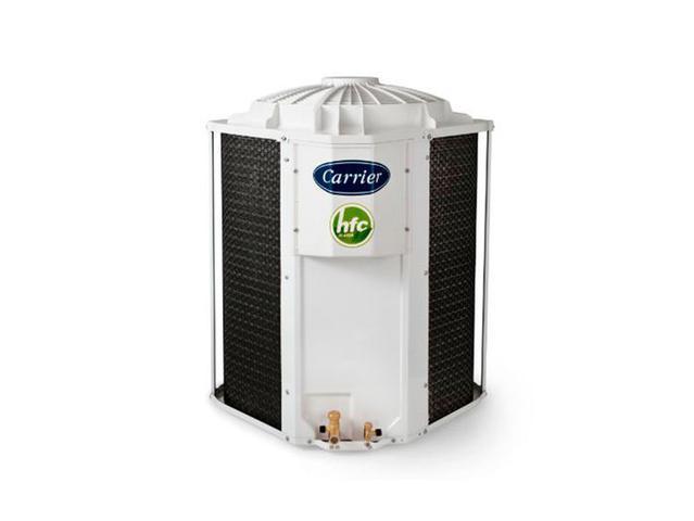 Imagem de Ar Condicionado Carrier Piso Teto Inverter Frio 36000 BTUs, R410 Eco, Display Digital no Controle, Função Swing.