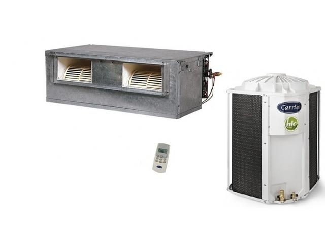 Imagem de Ar Condicionado Duto Carrier Versatile 48000 BTUs Frio 220V  42BQA048510