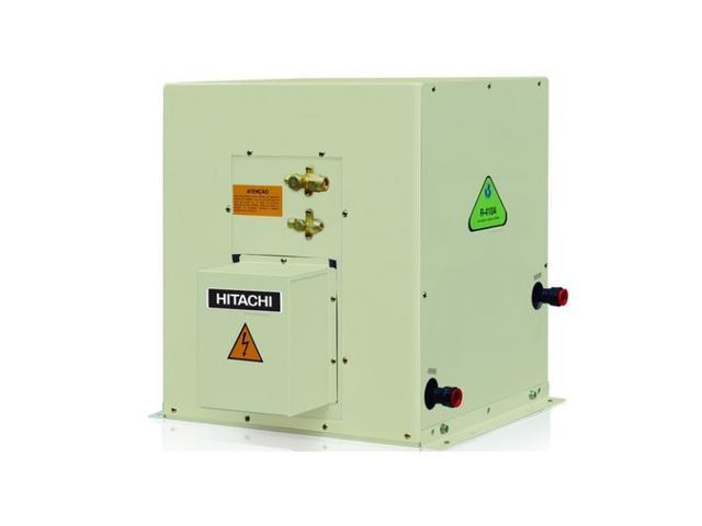 Imagem de Ar Condicionado Duto Hitachi Acqua 36000 BTUs Frio 220V  RPI36A3M