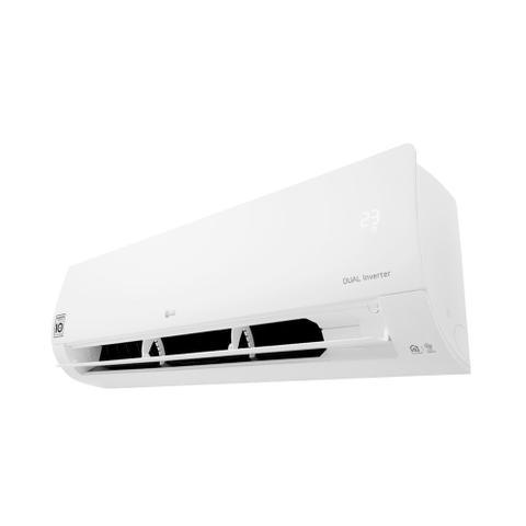 Imagem de Ar Condicionado Hi Wall LG Dual Inverter Voice 24.000 Btus Quente e Frio 220v