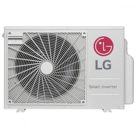 Imagem de Ar Condicionado Multi Split Cassete Inverter LG 18000 BTUs 2x 9000 Quente Frio AMNW09GTRA0  220V