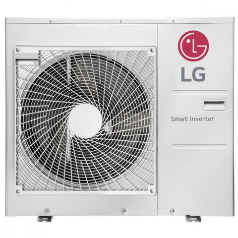 Imagem de Ar Condicionado Multi Split Cassete Inverter LG 36000 BTUs 3x Evap 9000  1x Evap 12000 Quente Frio AMNW12GSJR0  220V