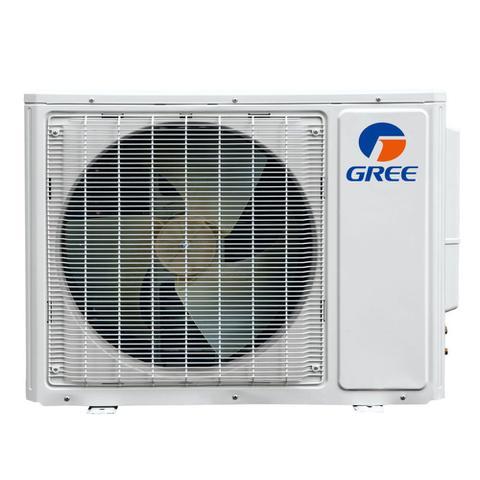 Imagem de Ar Condicionado Multi Split Inverter Bi Split Gree 18000 BTUs (2x 9000) Quente e Frio 220V MonofásicoGWHD18ND3GO