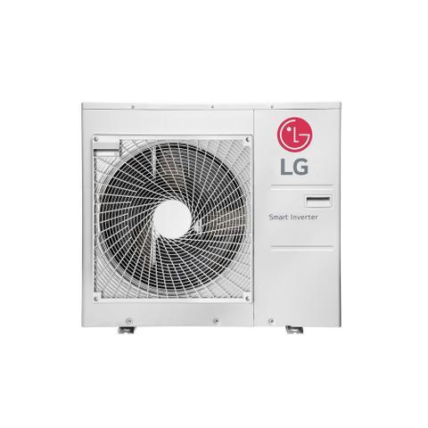 Imagem de Ar Condicionado Multi Split Inverter LG Gallery 12000 e Artcool 9000 e Cassete 1 Via 12000 e 18000 BTU/h Quente e Frio A4UW30GFA2  220 Volts