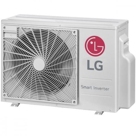Imagem de Ar Condicionado Multi Split LG ARTCOOL 30000 BTUs 2x 9000  1x 12000 Quente Frio A4UW30GFA2  220V