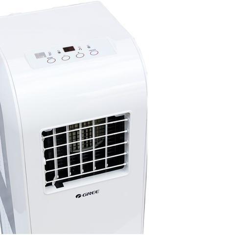 Imagem de Ar Condicionado Portátil 10000 BTUs Gree Frio Branco 110V GPC10AH-A3NNC3D
